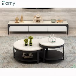 Inner-decoration-modern-design-wooden-round-table.jpg